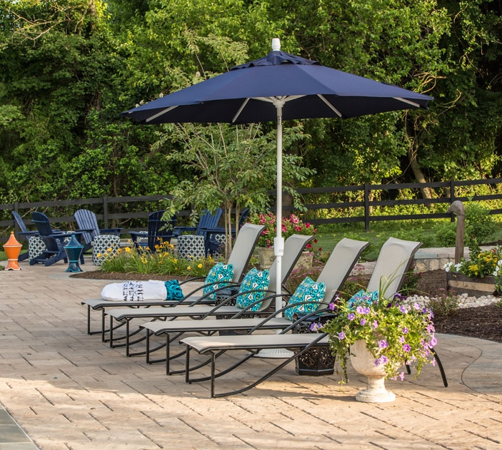 5 Rules for Selecting Outdoor Furniture and Accessories