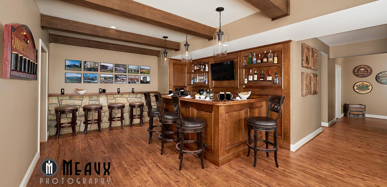 build an irish pub in your basement grace thomas designs