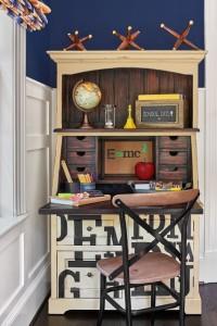 homework room desk